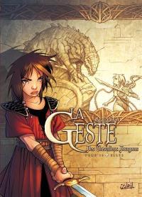 La geste des chevaliers dragons. Volume 12, Ellys