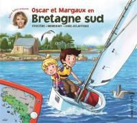 Les voyages d'Oscar et Margaux. Volume 12, Oscar et Margaux en Bretagne Sud