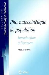 Pharmacocinétique de population