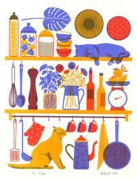 Comment bien s'occuper quand on est chez soi (cuisine & autres activités)