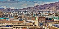 L'Afghanistan en long en large et en travers