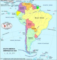 Un petit voyage en Amérique du Sud